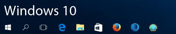Не работает панель задач и меню пуск windows 10
