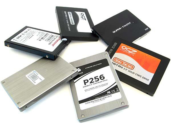 """SSD - """"бесшумная"""" замена HDD"""
